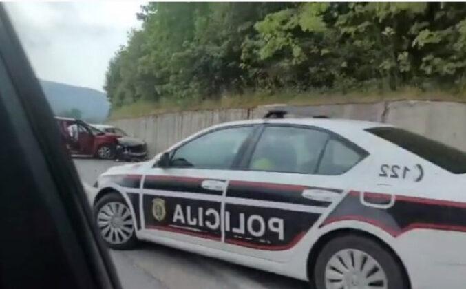 Nesreća kod Hadžića: Ženi iz Citroena ljekari se bore za život