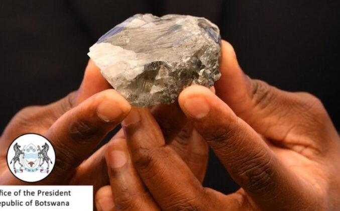 U Bocvani za dvije sedmice pronađena dva dijamanta