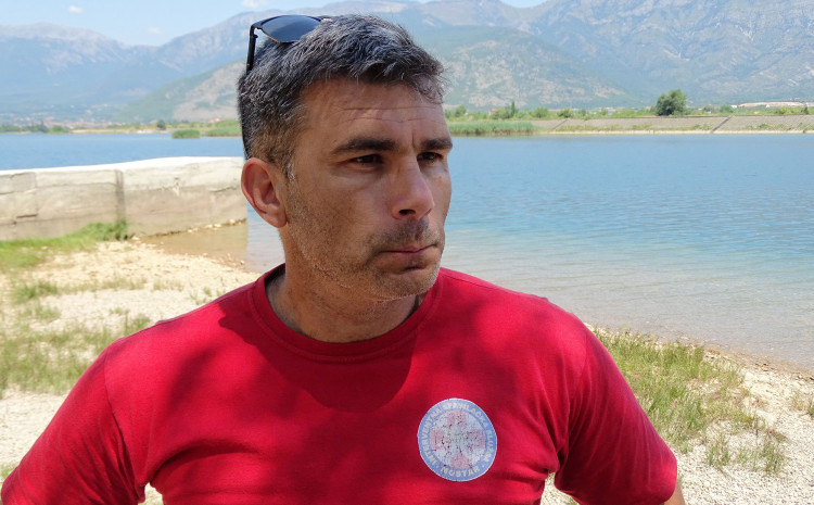 Zoran Vlaho zaronio na 46 metara dubine
