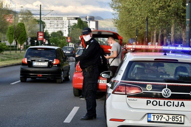 Specijalci Žandarmerije uhapsili trojicu inspektora