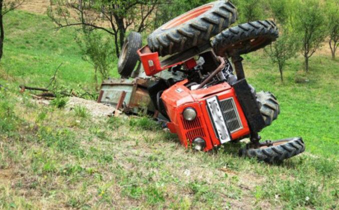 Jedna osoba poginula nakon pada s traktora, vozač uhapšen