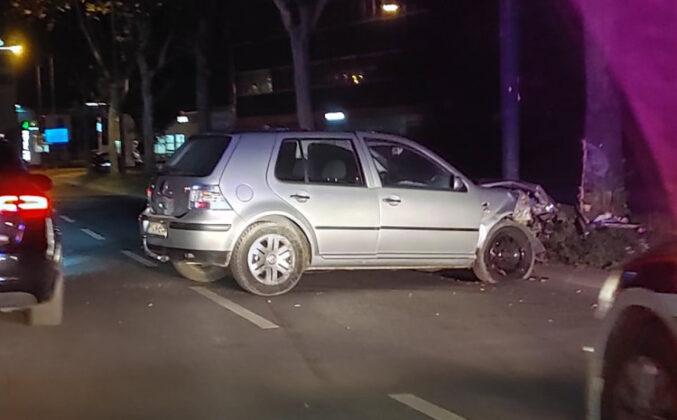 Sudar dva vozila na Stupu, jedna osoba povrijeđena