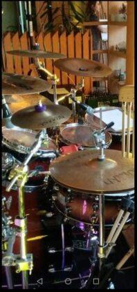 Ukradeni djelovi bubnja sarajevskom muzičaru Igoru Farmakovskom