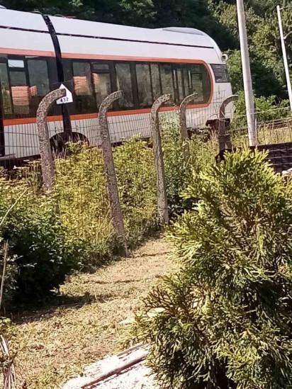Nakon što je voz usmrtio migranta: Policija počela uviđaj, mašinovođa će biti alkotestiran