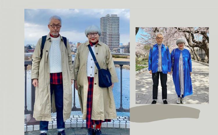 Zar nisu preslatki? Japanski par svaki dan uskladi garderobu