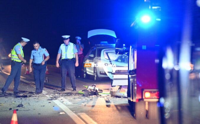 Teška saobraćajna nesreća u Bijeljini: Poginule majka i kćerka